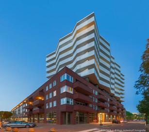'De Colijn' op de longlist voor de Arc 21 Architectuur Award!