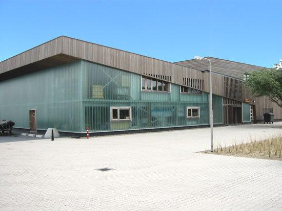 Amfibisch Logistiek Centrum , Texel