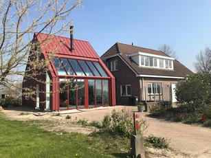 Oplevering Klein Betuwe, Nieuw Vennep