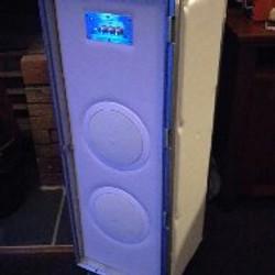 Bluetooth speaker unit