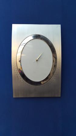 fokker window clock