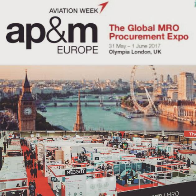 AP&M Expo. London 2017