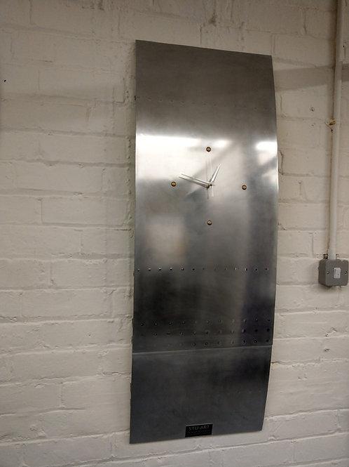 Fuselage piece wall clock