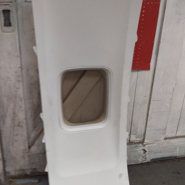 Boeing 737 sidewall panels