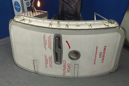 Boeing 737 exit door office desk