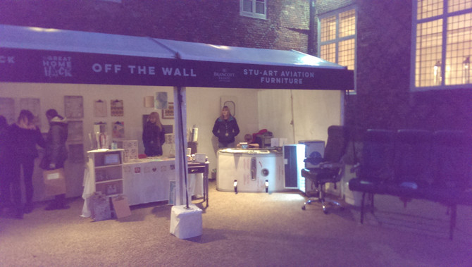 The Great Home Hack @ Fulham palace in London