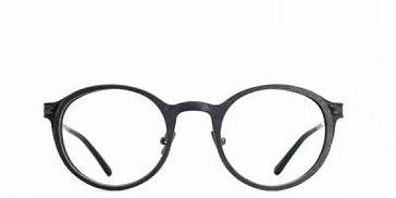 Einstoffen Brillen sind Swiss Design