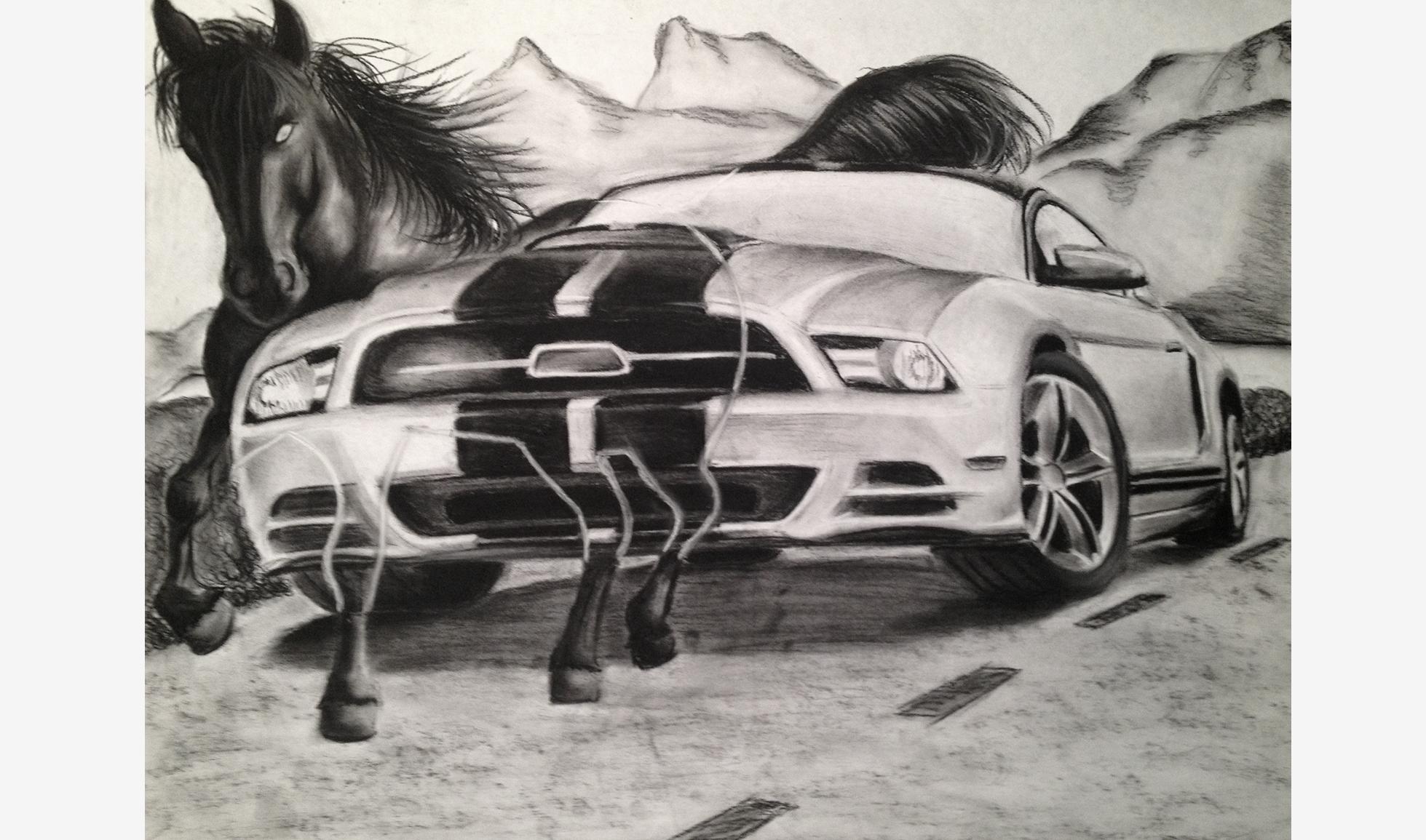 ART_Charcoal_Stang