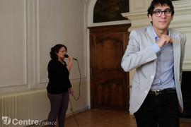 MasterClass Voice Avenue avec Vincent Vinel