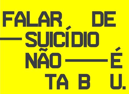 Tabu em torno de suicídio é tema de campanha que conscientiza para prevenção