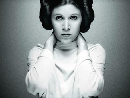 CINEnews   Além de Star Wars: um pouco mais sobre Carrie Fisher