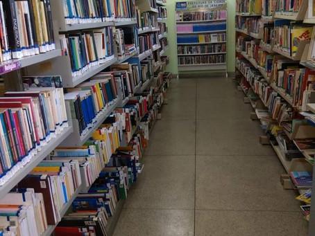 Mesmo com aulas retornando, biblioteca de Sulacap não tem previsão de reabrir