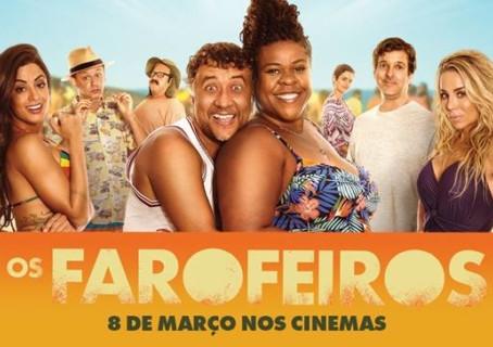 Os Farofeiros estreia nos cinemas e é opção para toda a família
