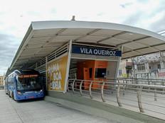 EstaçãoVila Queiroz, no corredor Transcarioca, é recuperada e volta aoperar