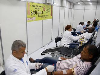 Jacarepaguá terá campanha de doação de sangue em parceria com o Hemorio