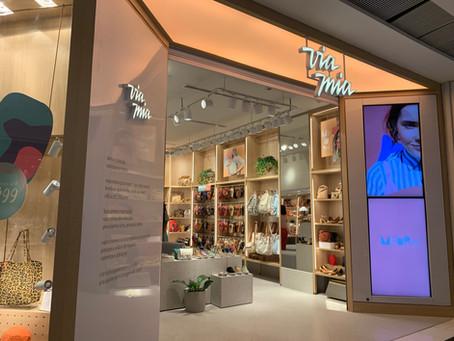 Via Mia é a novidade que irá inaugurar no Shopping Sulacap em dezembro