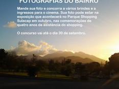 2º Concurso de Fotografias do bairro
