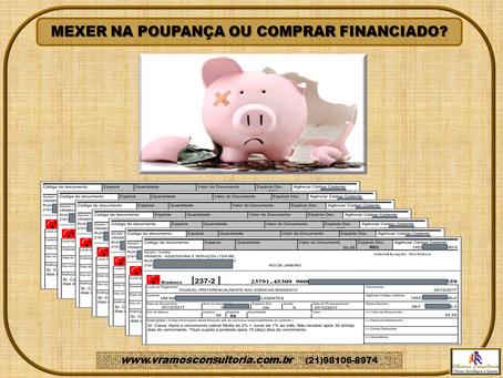 GESTÃOnews | Sacar poupança ou pagar parcelado?