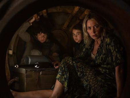 'Um Lugar Silencioso - Parte II' tem estreia antecipada no Brasil