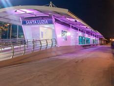 BRT leva exposição sobre câncer de mama para a estação Taquara