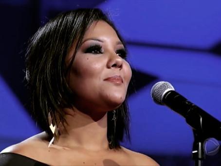 Cantora Grace Nascimento se apresentará no Festival 'Revela Gospel'