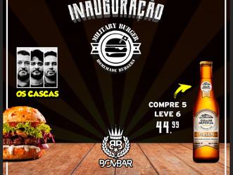 "Sulacap ganha nova hamburgueria artesanal, anexo ao ""pub"" Bombar"
