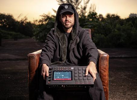 Sexta (20) terá DJ, Beatmaker e Produtor Papatinho Comandando o Baile da 021