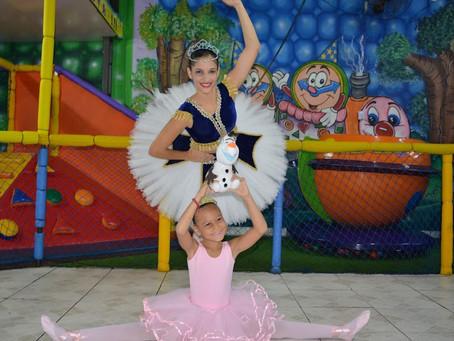 Shopping de Guadalupe promove 'Aulão Especial' com apresentação de Ballet Clássico