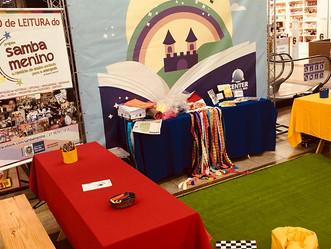 Shopping de Jacarepaguá diverte a criançada com a 'Oficina Samba Menino'