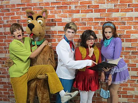 Shopping de Jacarepaguá anima a criançada com a peça infantil 'Scooby'