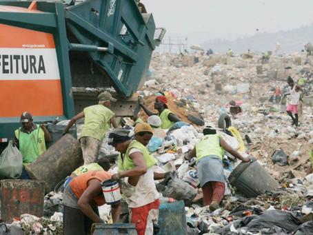 O destino do lixo e o futuro do meio ambiente