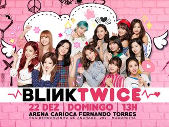 Domingo (22), evento Kpop 'Blink Twice' mistura música, feira e concurso de dança, na Arena