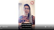 Mutações e vacinas| Falando de ciência com Tatiana Galvão, pesquisadora e cientista da Fiocruz
