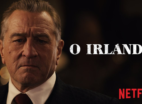 """""""O Irlandês"""" estreia nessa quarta (27) na NetFlix, com grande elenco"""