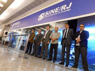 Parque Shopping Sulacap abriu, nessa sexta (01), nova agência da Sine/Setrab