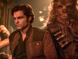 """""""Han Solo – Uma História Star Wars"""" chega à Cinesystem com promoção especial"""