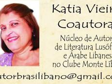 LITERATURAnews   A beleza da arte poética de Kátia Vieira Silva