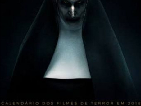 'A Freira' chega mais cedo na Rede Cinesystem Cinemas
