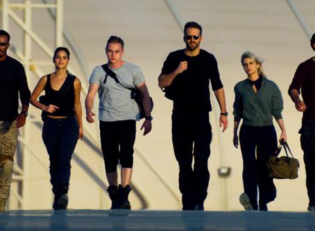Trailer oficial de Esquadrão 6, que estreia nesta sexta (13) na Netflix