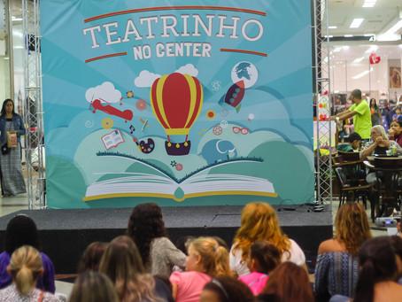 Shopping de Jacarepaguá apresenta a peça infantil 'É de Raiz'
