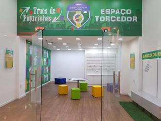 Shopping de Guadalupe lança espaço para 'Troca de Figurinhas'