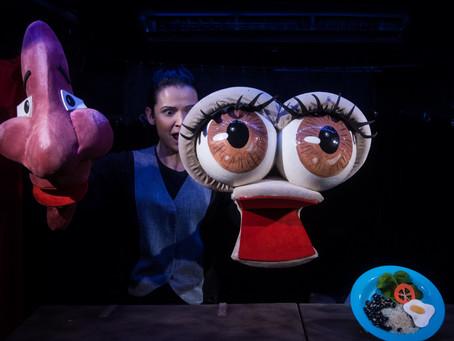 Teatro com bonecos chega ao Rio e fará apresentações gratuitas na Zona Oeste