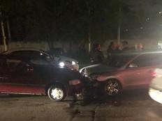 [ATUALIZAÇÃO] [VÍDEO] Grave acidente após bandalha na saída da Transolímpica, na Marechal Fontenelle