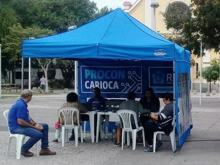 Semana dos 28 anos do Código de Defesa do Consumidor tem Procon Carioca em Marechal Hermes