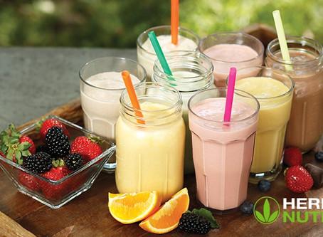 NUTRIÇÃOnews | Shakes são uma opção para incrementar o consumo de proteína