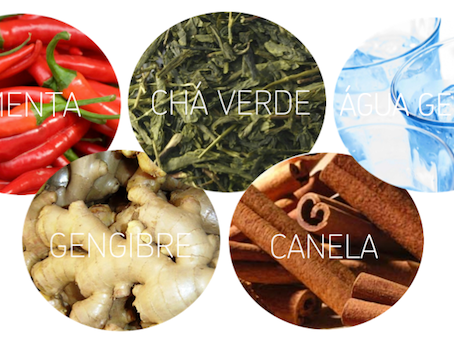 NUTRIÇÃOnews | Como usar os alimentos termogênicos para emagrecer