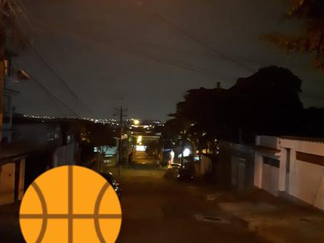 Rua do bairro Mallet sofre com iluminação deficiente há meses