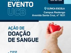 Universidade Castelo Branco promove Ação Solidária de Doação de Sangue