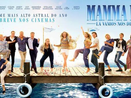 Mamma Mia é opção de filme para pais que querem curtir o fim das férias escolares