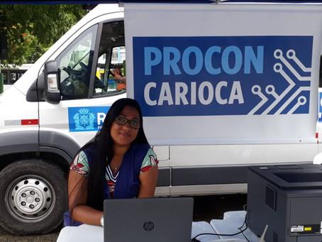 Procon Carioca atende em Vila Valqueire